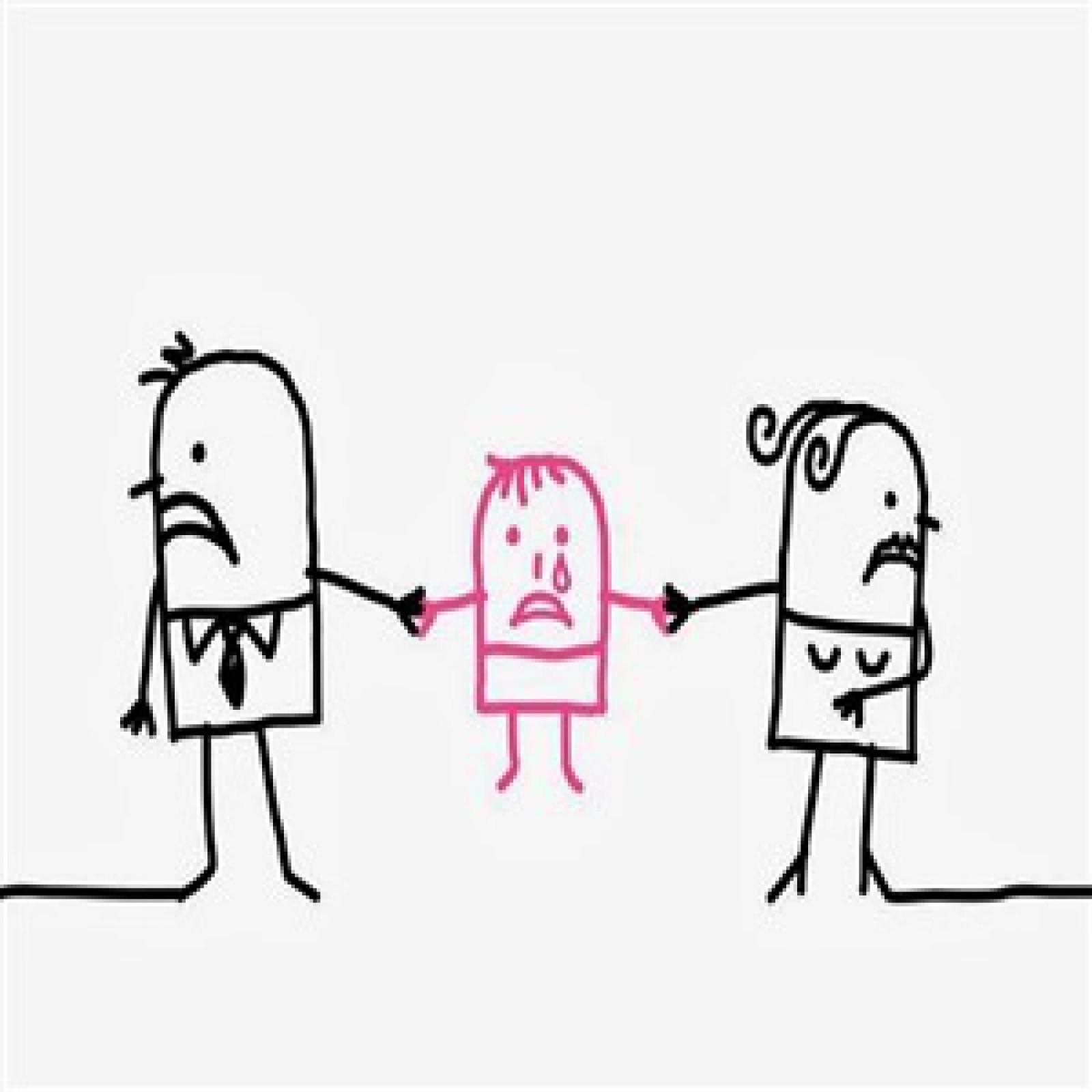 Tempo di coronavirus: sono separato/divorziato, posso andare a trovare i miei figli?