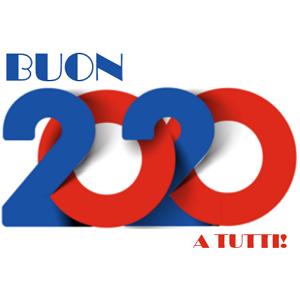 Buon 2020 a tutti!